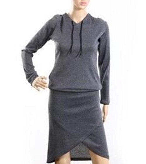 Frauen Sweatshirt Baseball Jacke Casual Rock SuitsTracksuits Hoodies - Damenbekleidung - Foto 2