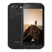 DOOGEE S30 IP68 Waterproof 8MP Back Dual Cameras Mobile Phone 5580mAh 5.0