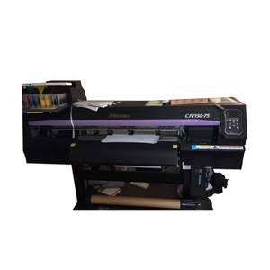 Used Mimaki CJV150-75 Printer & Cutter Second-hand eco Solvent Printer