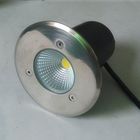 Wholesale Price 10W 15W COB LED Buried Light Outdoor PathWay Garden Park Decking Lamp Cool