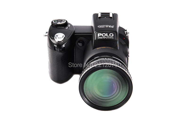 D70 Digital Video Camera 24X optical zoom 33MP interpolated home camera camcorder HD LED headlamps HD camera free shipping 8
