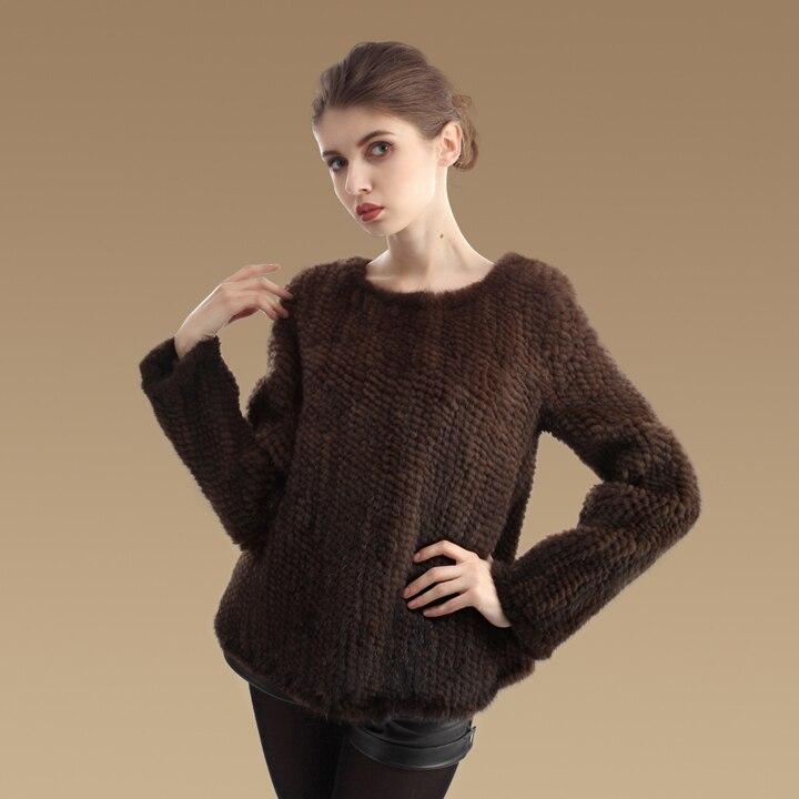 Popular Plus Knitted Mink Fur Coat-Buy Cheap Plus Knitted Mink Fur ...