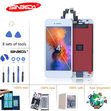 Sinbeda LCD for iPhone 4 4S LCD Display Touch Screen Digitizer Assembly Display Replacement for iPhone 5 5S 5C LCD Display