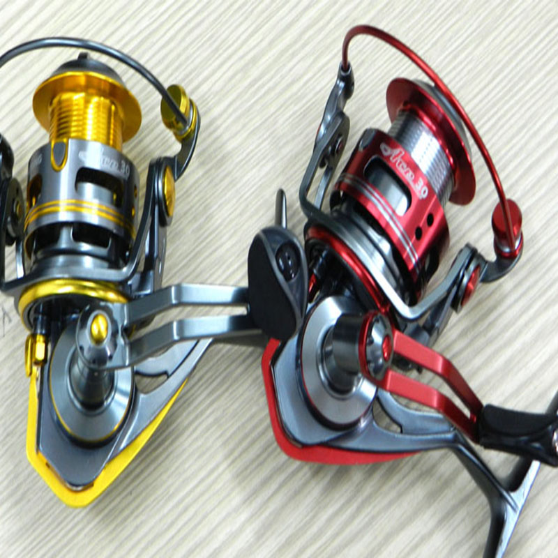 2pcs metal fishing reels 5.1:1 11+1ball ultra-light sea fishing wheels waterproof  portable pike carp pesca fishing tackles aqua nl ultra pike щука 150m 0 30mm 8 6kg
