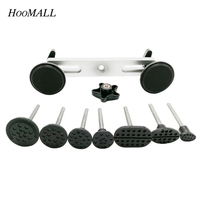 Hoomall 1Set Tools Kit Dent Removal Paintless Dent Repair Tools Pulling Bridge Car Dent Repair Tools