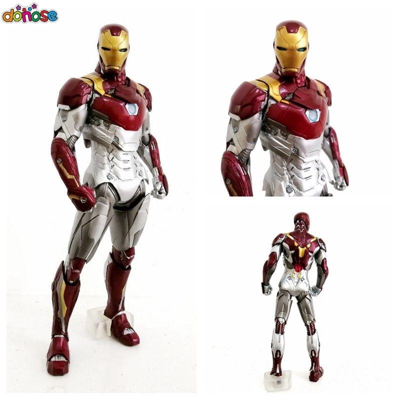 Action- & Spielfiguren SHF Homecoming Spider-Man Iron Man PVC Action-Figur Set Weihnachten Spielzeug