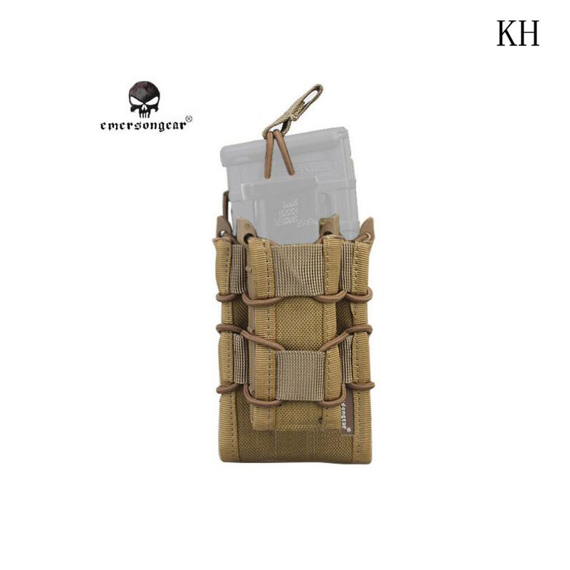G36 Strengthening Sinews And Bones M14 G3 Ak Amiable Emersongear Two Unit Rifle&pistol Magazine Pouch Utility Molle Mount Attachment For M4