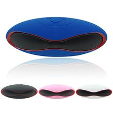 A Portable Wireless Stereo Bluetooth Speaker W/Mic TF for Sm