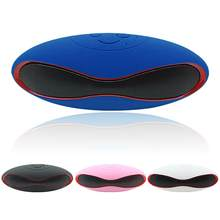 New Portable Wireless Stereo Bluetooth Speaker W/Mic TF for Smartphone Tablet Laptop Car Bathroom Office Beach Stereo Subwoofer(China)