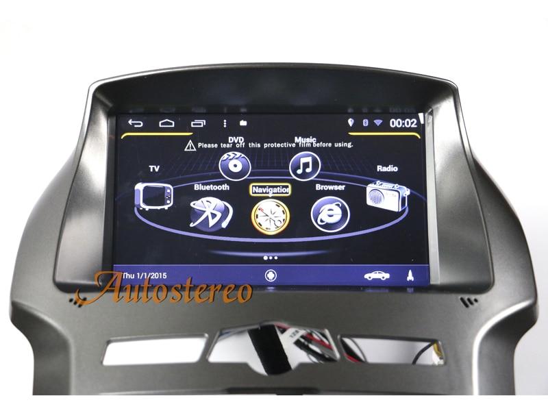 7 дюймов Android и вздрагивания Системы 4 ядра HD 1024*600 dvd плеер автомобиля gps Навигация головного устройства Satnav для Ford ranger 2011 + 2 din
