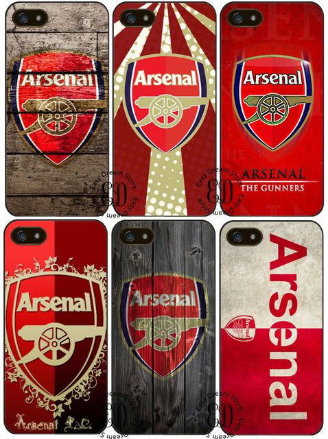 official photos cbe01 9279c US $4.99 |Arsenal Football Club cover case for iphone X 4s 5s SE 5c 6 6s 7  8 Plus Samsung J7 s4 s5 mini s6 s7 s8 s9 edge plus Note 3 4 8-in ...