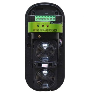 Image 2 - 2020 Outdoor Wired / Wireless Beam Detector Infrared, Waterproof and lightning protect, for Home Alarm System, 2 infrared beams