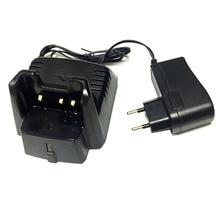 YIDATON For Vertex Standard two way radio CD 34 charger for VX231,VX351,VX350,VX354 walkie talkie cb radio yeasu radio charger