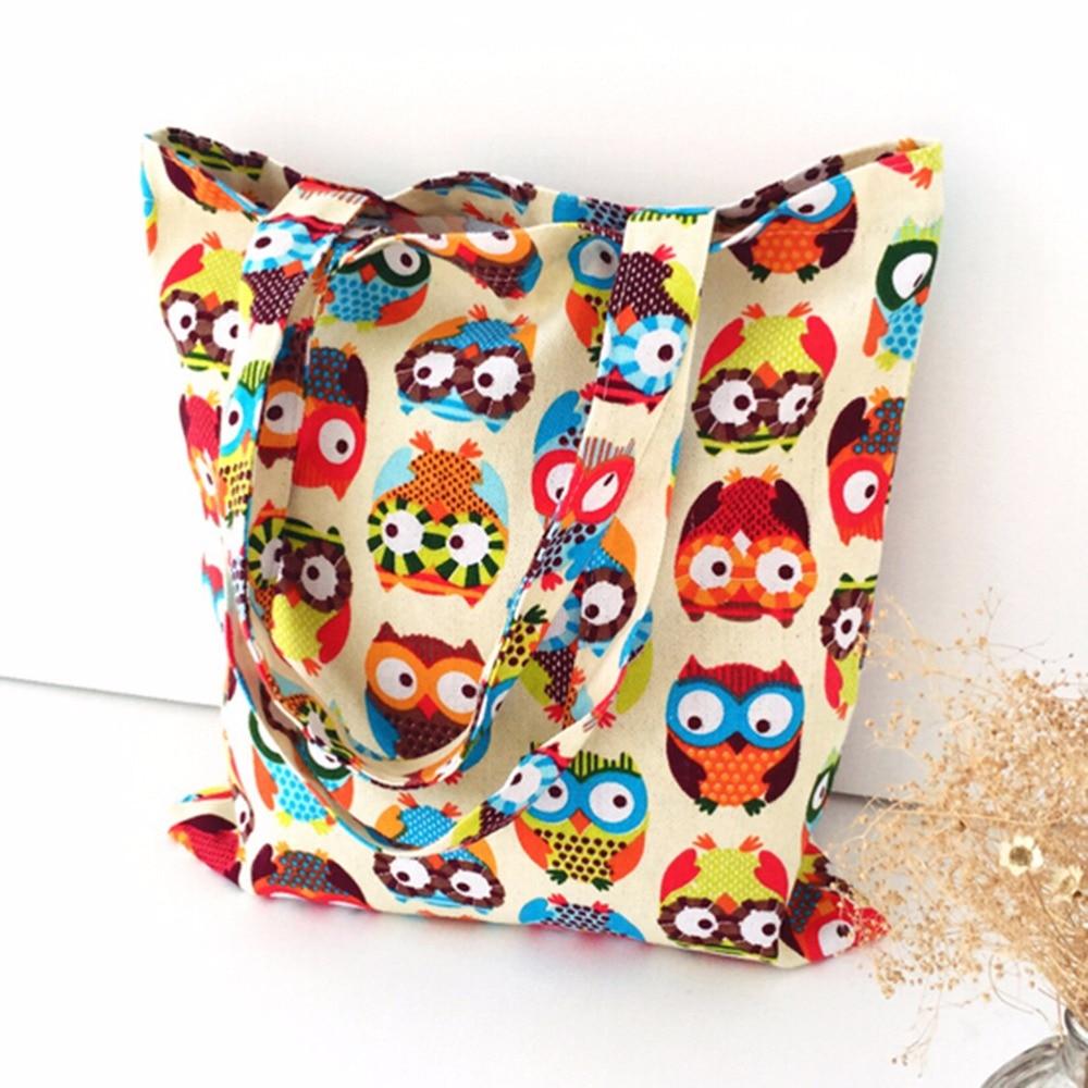 1 Pz Cartoon Supermercato Shopping Bag Pieghevole Shopping Bag Borse Da Viaggio Pieghevole Sacchetti Della Spesa Acquista Sempre Bene