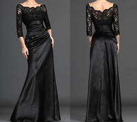 2018 Women Formal Evening Dress Free Jacket Mother of the Bride/Groom Outfit