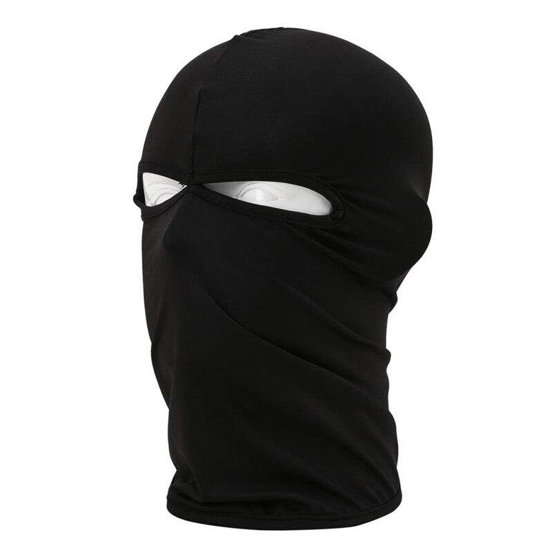 Wholesale Outdoor Sports Bicycle Cycling Motorcycle Masks Ski Hood Hat Veil Balaclava UV Full Face Mask