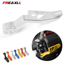For Yamaha TMAX T-MAX 500 2008-2011 T-MAX 530 2012-2016 Motorcycle Accessories Motorbike part CNC Aluminum Parking Brake Lever for yamaha t max tmax 500 530 motorcycle paring brake lever cnc aluminum tmax motorbike accessories motor parking lever 7 color
