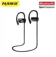 New Y100 Sports In Ear Wireless Bluetooth Earphone Stereo Earbuds Headset Bass Earphones With Mic For