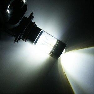 Image 5 - 1Pcs LED Fog Lights For Car 9005/HB3 LED Fog Light Car Driving Lamp Light White 1960LM Light Bulbs For Cars