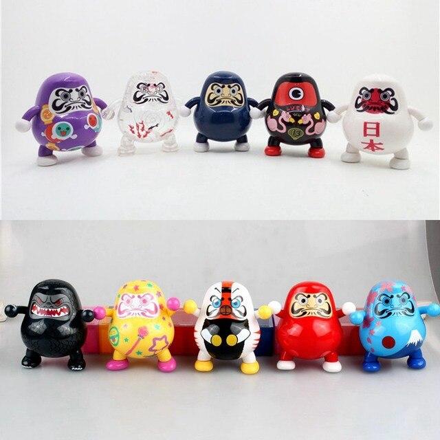 Caliente Daruma Club Japón mascota muñeca regalo PVC figura coleccionable modelo de juguete