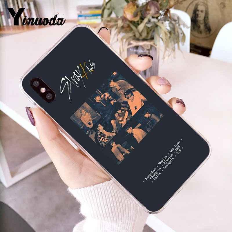 Yinuoda бродячие дети клиент высокое качество чехол для телефона для iPhone 8 7 6 6 S плюс X XS MAX 5 5S SE XR 10 крышка Капа
