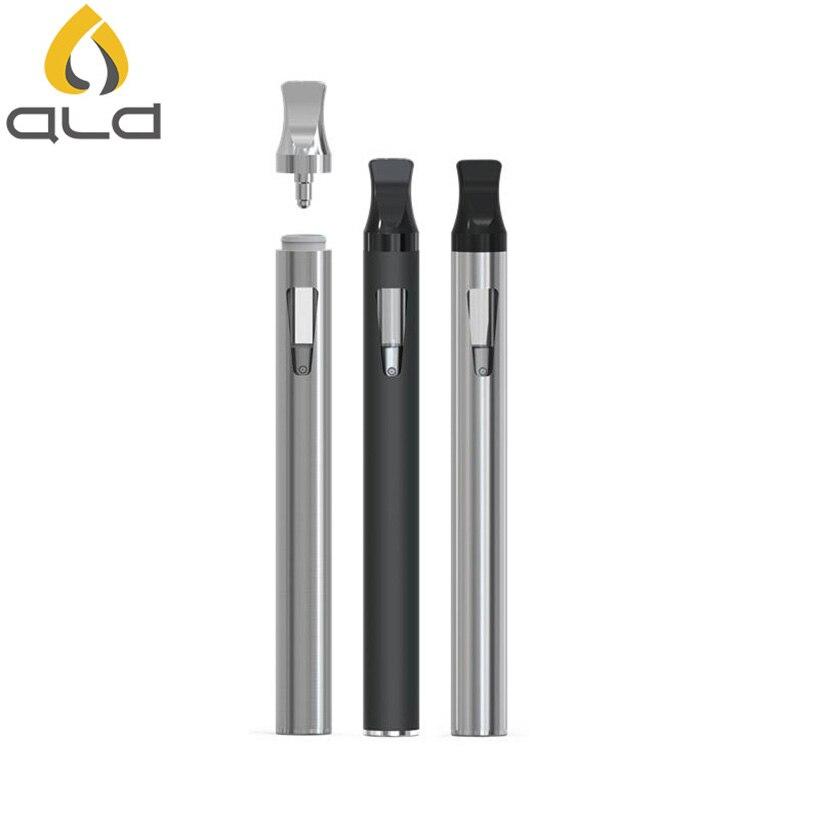 5 Pz/lotto Originale ALD VPEN Elettronico Narghilè Sigaretta Super Mini E-Cig per CBD Penna Vape vaporizzatore E Cig Starter Kit