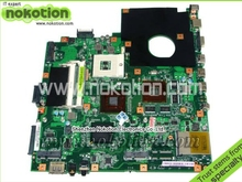 Laptop Motherboard FOR ASUS N50VN main board intel PM45 Mainboard free shipping