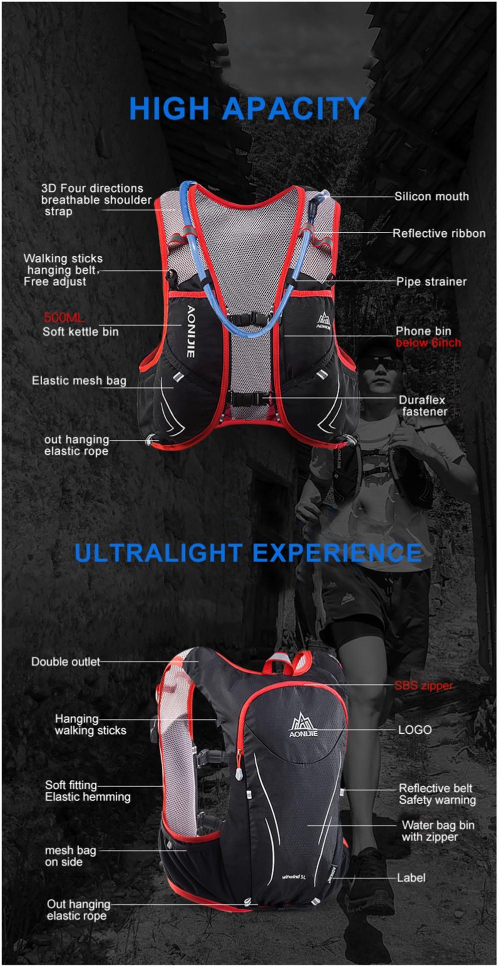 AONIJIE-5L-Women-Men-Marathon-Hydration-Vest-Pack_02