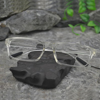 Vazrobe High Quality TR90 Transparent Glasses Men Women Clear Fashion Eyeglasses Frames Optical Eye Glasses Frame