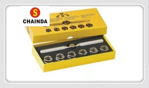 Free Shipping 1 Set Chainda 5537 Waterproof & Grooved Watch Case Opener Closing Tool цена и фото
