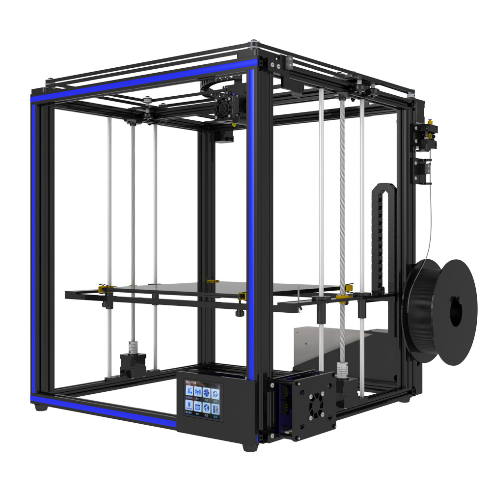 Tronxy X5ST Impresora 3D Printer Fully Assembled Extruder 330*330*400mm Large Printing Heatbeat Fast heating tronxy x3s 330 x 330 x 420mm fast installation 3d printer