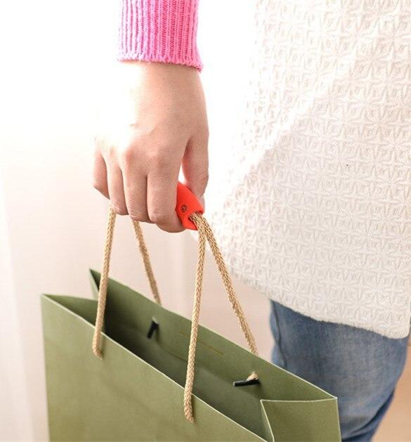 Лидер продаж 1 шт. удобная сумка висит качество блюдо сумки для переноски Кухня гаджеты силикона S
