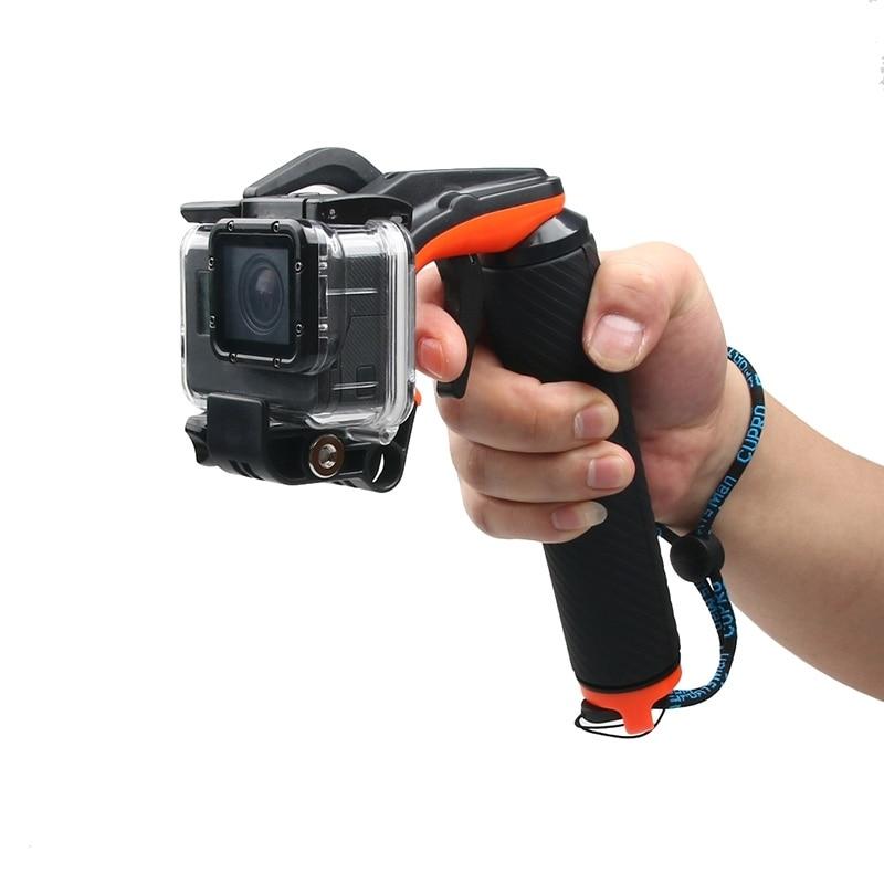 Sport kamera håndholdt vand flydende håndgreb til gopro hero 5 - Kamera og foto - Foto 5