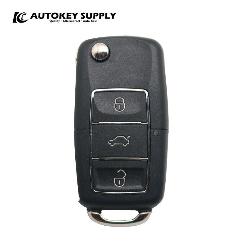 車のスタイリングリモートキー陽電子警報システム、ポロ二プログラム (293/300) 車のキー AKBPCP078  グループ上の 自動車 &バイク からの 盗難警報 の中 1