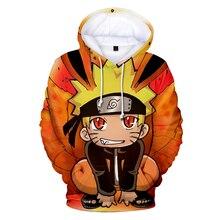 2018 Naruto Yondaime Hokage 3D Hoodies Men/women Fashion Namikaze Minato Harajuku Naruto 3D Print Men's Hoodies Sweatshirt