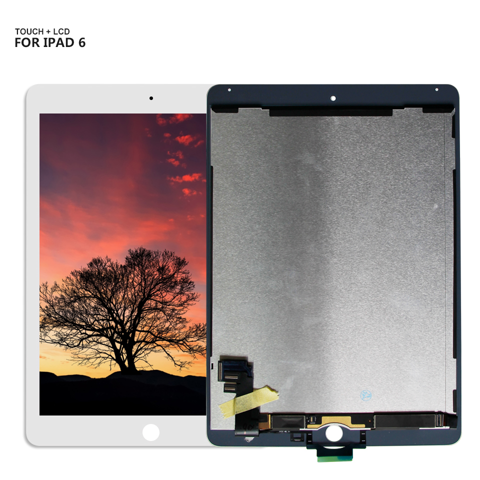 Assembly For iPad Air 2 A1566 A1567 LCD Display Screen Touch Screen Digitizer