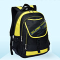 2016 New Children school bags children backpacks kids school bag Leisure waterproof bag Double shoulder bag Q1