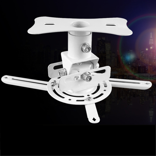 Besegad T717 Universal LCD / DLP / LED Projector Ceiling Mount Bracket Holder Accessories