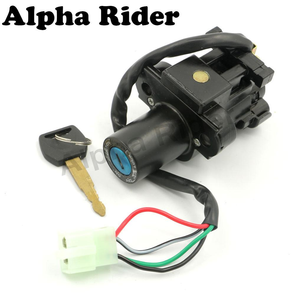 WRG-4272] 2004 Honda Cbr600rr Ignition Switch Wiring