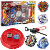 Free Shipping 4pcs Set Beyblade Arena Spinning Top Metal Fight Bayblade Metal Fusion Children Gifts Classic