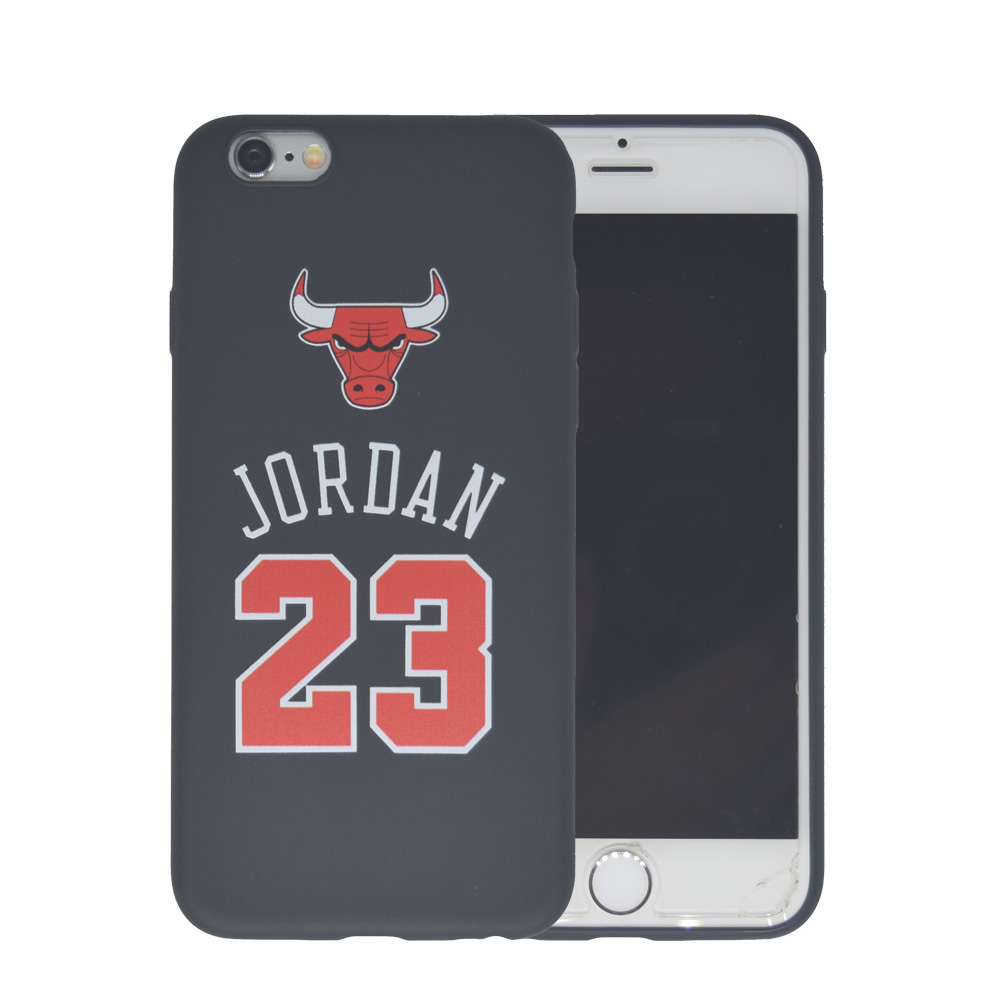 coque for apple iphone 5 5s se 6 6s 6 plus 6s plus michael jordan jersey fundas red bull 23 soft. Black Bedroom Furniture Sets. Home Design Ideas