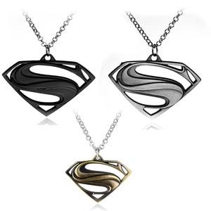 Super Hero Superman Necklace A