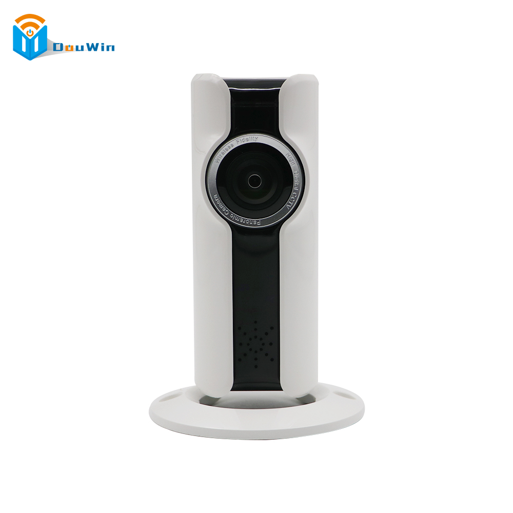 720P IP Camera WiFi Wi-fi Video Wireless Fisheye 1MP night vison Home Security Surveillance network CCTV babysitter Baby Monitor