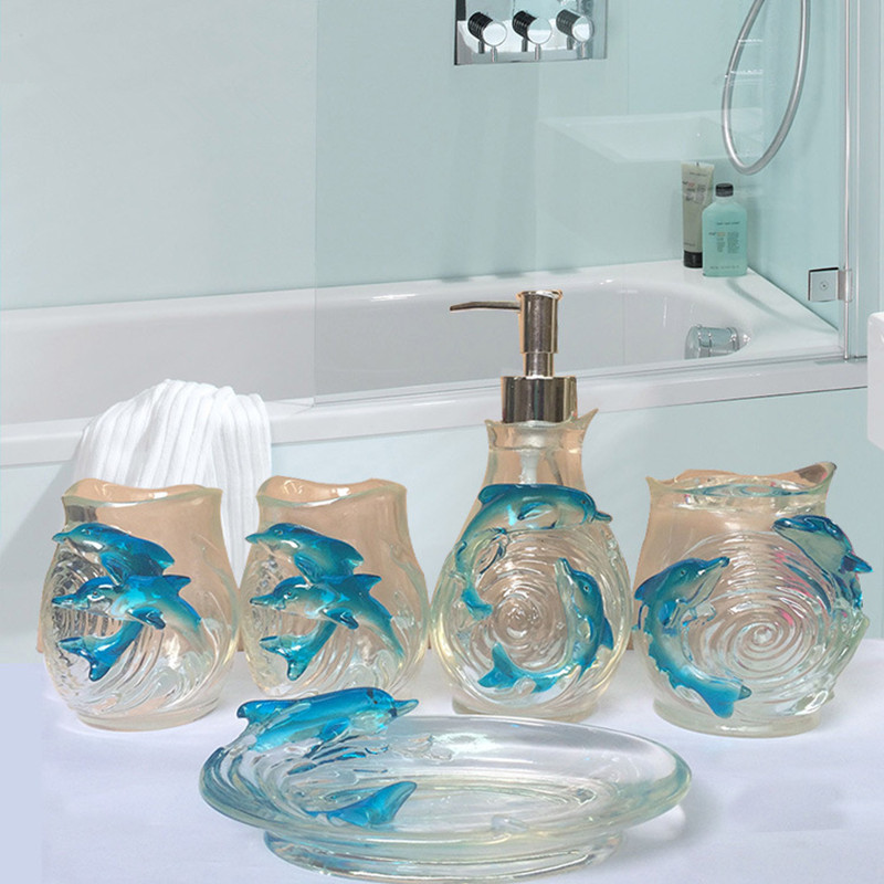 Popular Dolphin Bathroom Accessories Buy Cheap Dolphin