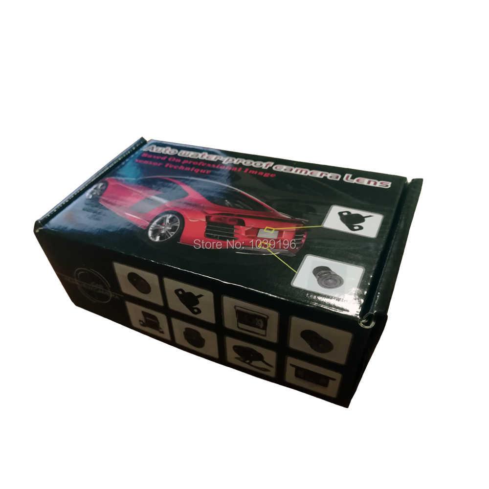 CCD HD Auto Hintere Ansicht-rück Parkplatz Kamera Einparkhilfe Wasserdichte IP67 Nachtsicht Backup Kamera für Mazda 5 CX-9