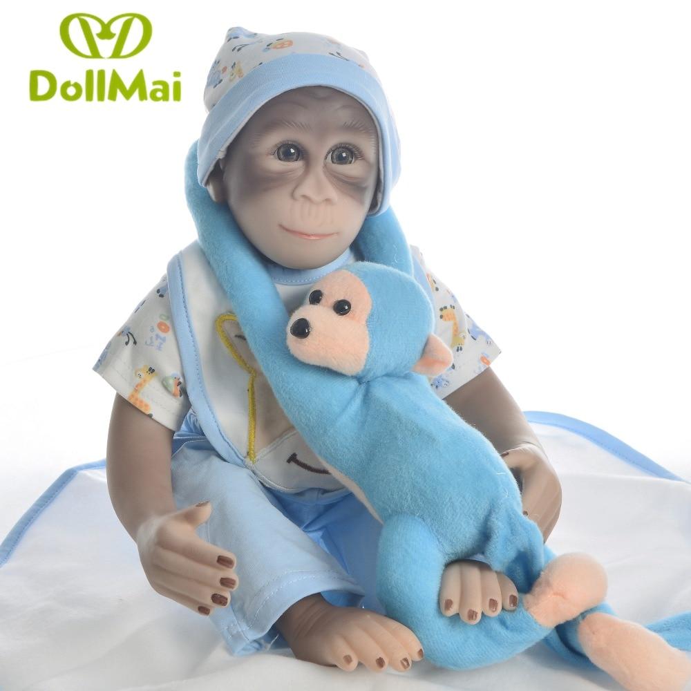 Poupée Macaco Reborn 19