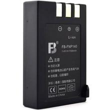 FNP-140 FNP140 lithium batteries FNP 140 Li-ion Battery pack FNP140 FNP-140 For FUJIFILM S200EXR S205EXR Digital Camera Battery
