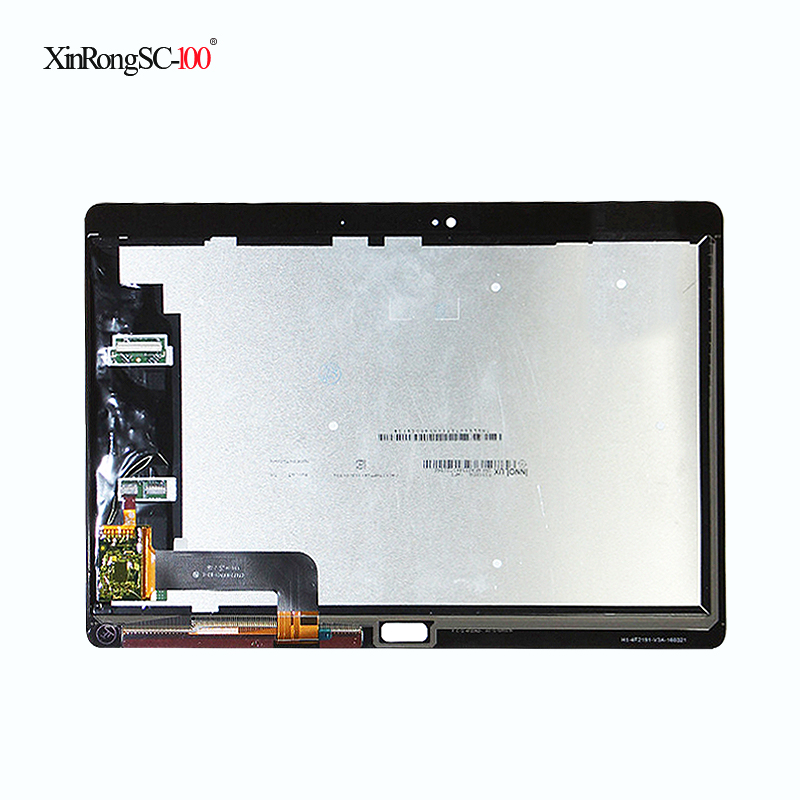 все цены на For Huawei MediaPad M2 10.0 M2-A01 M2-A01W M2-A01L Touch Screen Digitizer Glass+LCD Display Assembly Replacement онлайн