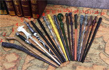 Top Quality Harry Potter Magic Wand Cosplay Game Prop Collection Toy Stick 19 Styles