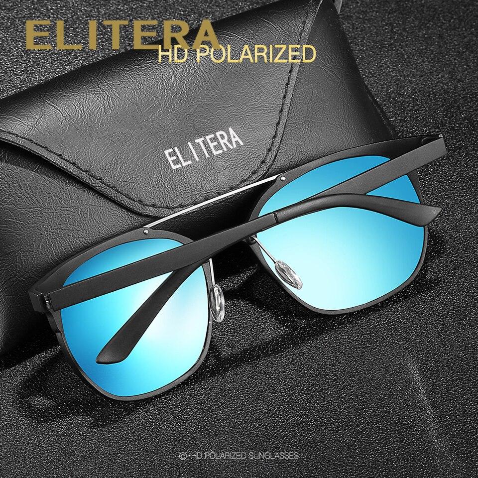 230ef97b7f ELITERA Brand Design Aluminum magnesium Polarized Sunglasses Men Women  Classic Sun Glasses Eyewear UV400 Protection-in Sunglasses from Apparel  Accessories ...